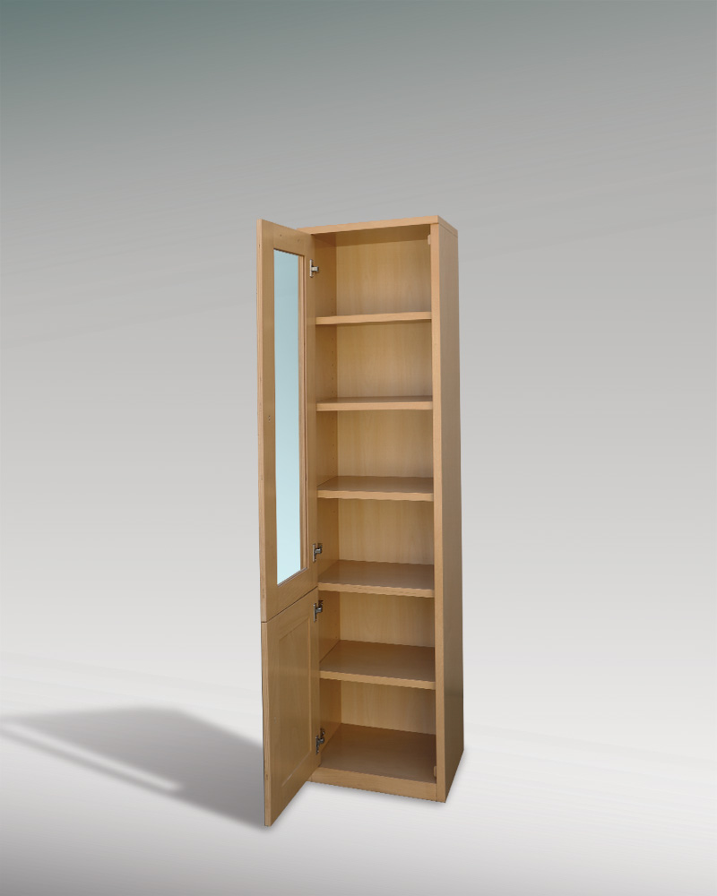 Bookcase 45 door