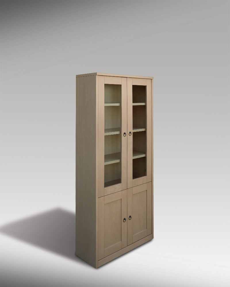 Bookcase 85 4-door