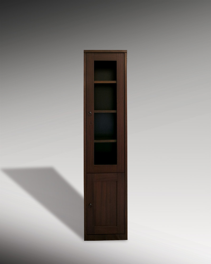 Bookcase 45 2-Door