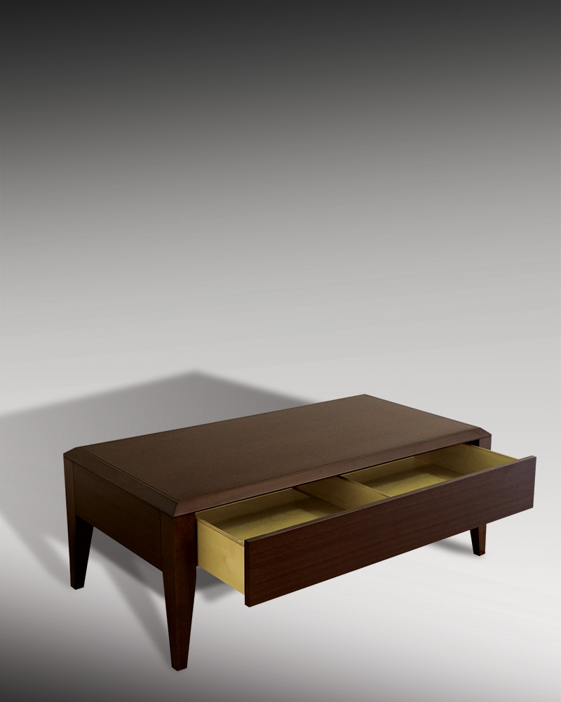 Rectangular Newton Coffee table