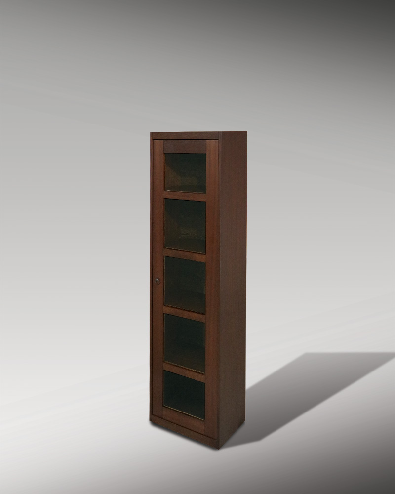RO Bookcase with door
