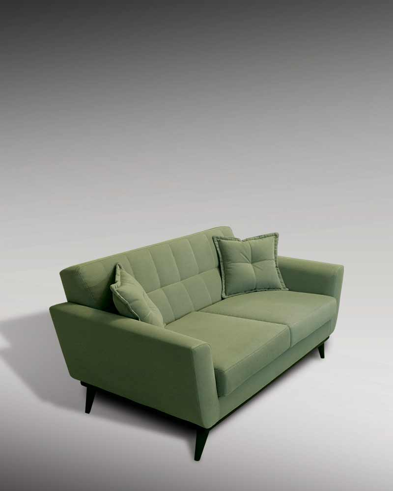 Retro Two seat Sofa